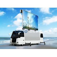 Moible LED Billboard Trailer