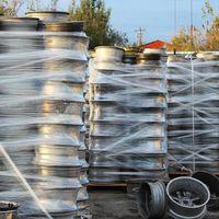 aluminum alloy scraps 6063