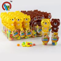 Bear Candy / Fruits Pressed Candy in Bear Bottle