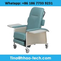 Recliner chair for companions in long term units