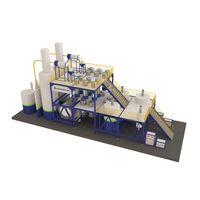 MoreGreen Waste Oil Distillation Plant
