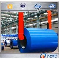 Cold rolled galvanized sheet ppgi coil