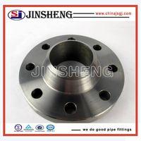 carbon steel wn rf  falnge