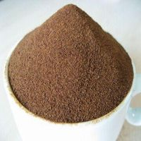 Spray dried coffee