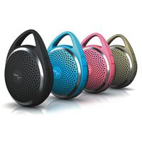 Bluetooth Waterproof Speaker 3.0  With More Color--TWNT-BSK26