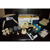Medela Freestyle with Box, NEW Components + Extras thumbnail image