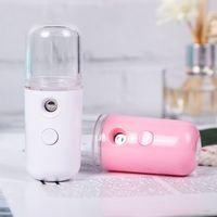 Nano Facial Portable Mini Face Mist Handy Sprayer Atomization Cool Facial Steamer thumbnail image