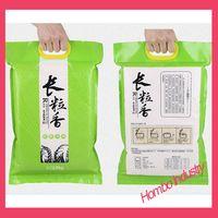 Customized Rice Plastic Bag/Plastic Packaging Bag/ Food Plastic Bag