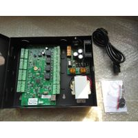 Four-door single way access control board