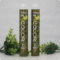 Collapsible aluminum Hair Color DyeTube Packaging
