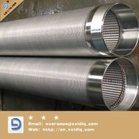 sus 316l stainless steel screen pipe thumbnail image