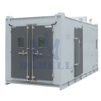 Walk-in Temperature Humidity Environmental Cabinet Room Climate Chamber Test Chamber