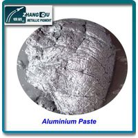 High performance silver dollar bright aluminum pigment paste