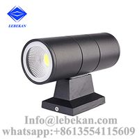 Hot selling waterproof ip65 6w 10w 20w 30w 40w up down outdoor wall lamps thumbnail image