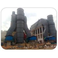 Environment project bag filter AOD furnace dust collector