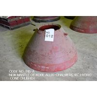 """NEW MANTLE OF KOBE ALLIS-CHALMERS 45"""" HYDRO CONE CRUSHER CODE NO. T45-A thumbnail image"""