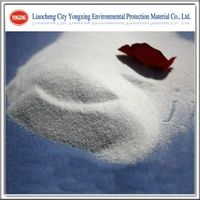 Chemical polyacrylamide used for textile auxiliary