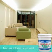 Golden  interior wall emulsion paint