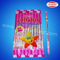 Long Twisted Cotton Candy Marshmallow thumbnail image