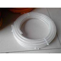 pvc fiber braided reinforced hose thumbnail image