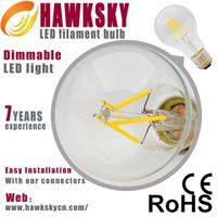 New Product New Design E27 LED Filament Bulb