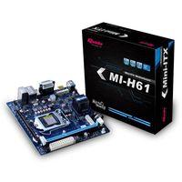 Giada Mini-ITX motherboard MI-H61C thumbnail image