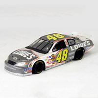 Die-cast racing car model manufacture