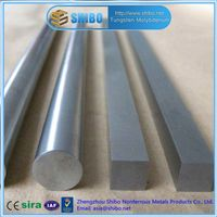 Factory Supply High Purity 99.95% Molybdenum bar with best price