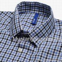 2018 New Design Hot Selling Genuine 100% cotton man's shirts thumbnail image
