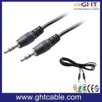 1.5m 3.5mm to 3.5mm Male to Male Audio Cable