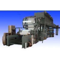 carbonless copy paper coating machine