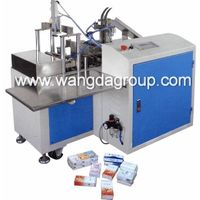 WD-268K Semi Auto Handkerchief Packing Machine thumbnail image