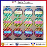 3d security id card hologram stickers