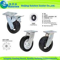 Kaiston Heavy duty Rubber Castors