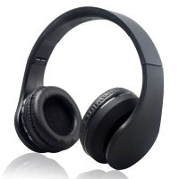 iRunzo Over Ear Stereo Wireless Bluetooth Headset Headphone with Mic 3.5mm AUX Line-in FM Radio Memo thumbnail image