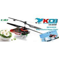 Esky E036 KOB Electronic RC Helicopter thumbnail image
