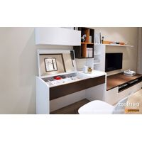 Dressing Table with Fold Down Mirror ZG0471613