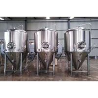 2000L beer brewing equipment, fermentation equipment thumbnail image