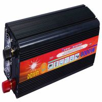 High Capacity modified sine wave 12v 220v dc to ac inverter converter 5000w