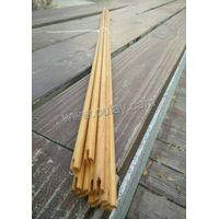 Self-nocks g.bancanus wood arrow shafts