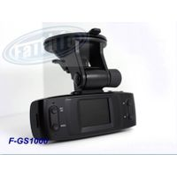 "New 100% original Full HD 1080P 30FPS GS1000 1.5"" LCD Car DVRRecorder with GPS logger G-sensor H.264"
