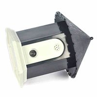 Ultrasonic mini deterrent outdoor bark control trainer for dogs automatic silence control