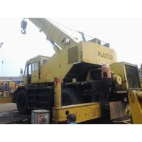 Used Kato KR500 rough terrain crane with ace crane high quality for sale