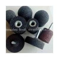 30x30x6mm resin bonded CBN grinding wheel for internal grinding