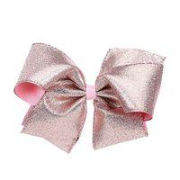 Beautygirl Girls King Shine Bow flower hairclips for kids thumbnail image