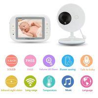"3.5"" LCD Wireless Digital Baby Monitor thumbnail image"