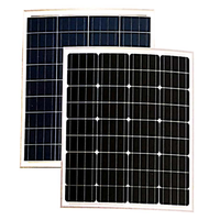 Factory Direct Sale Cheap Price 80W Poly Panel/ Mono Panel