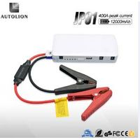 2015 newest hot sale 12000mah jump start power bank for Car/Phones/ Tablets