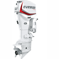 Evinrude 90hp outboard engine