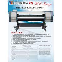inkjet printer outdoor eco solvent printing machine thumbnail image